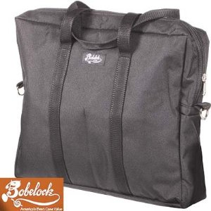Deluxe Black Sheet Music Carrying Bag by Bobelock